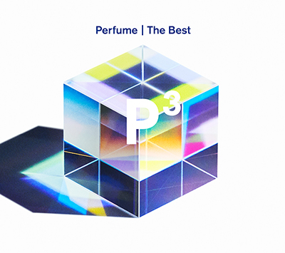 "Perfume「Perfume The Best ""P Cubed""」Blu-ray初回限定盤"