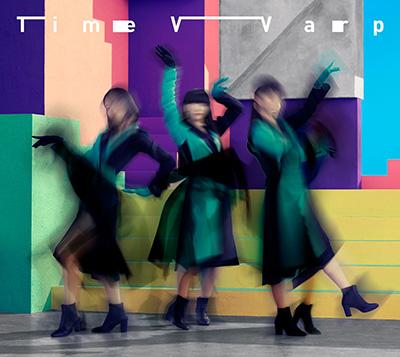 Perfume「Time Warp」完全生産限定盤