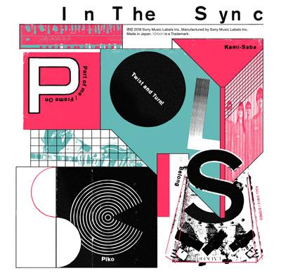 POLYSICS「In The Sync」初回限定盤
