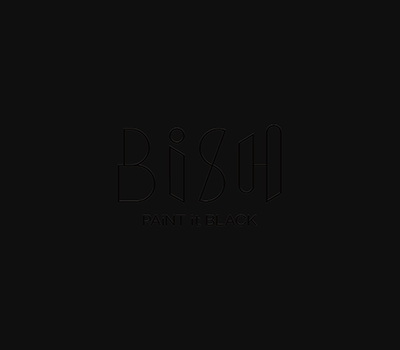 BiSH「PAiNT it BLACK」CD+Blu-ray