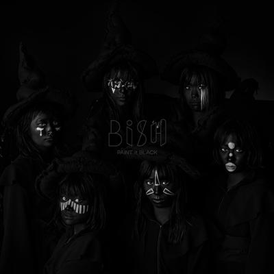 BiSH「PAiNT it BLACK」CD+DVD