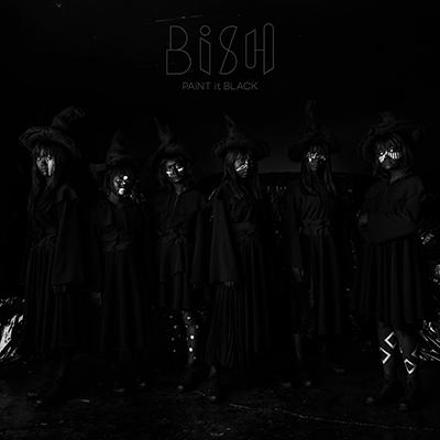 BiSH「PAiNT it BLACK」CD
