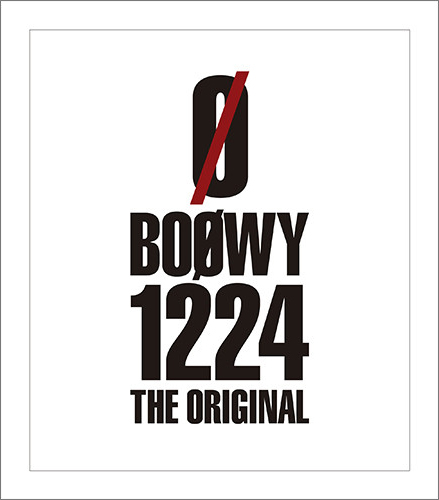 BOØWY「BOØWY 1224 -THE ORIGINAL-」[Blu-ray Disc]