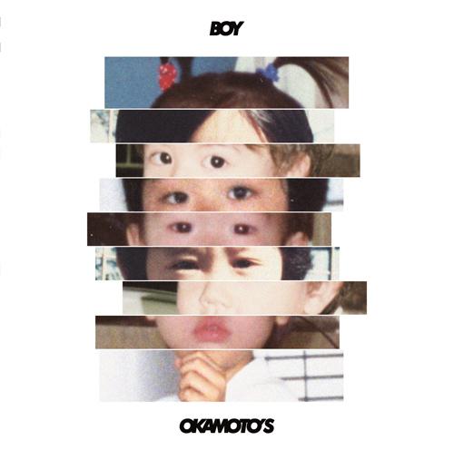 OKAMOTO'S「BOY」初回限定盤
