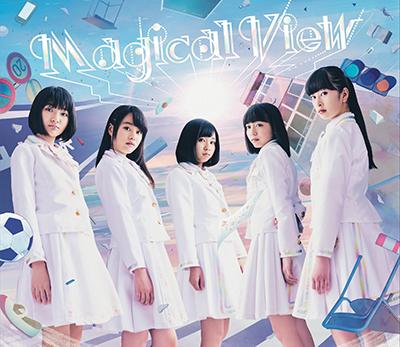 ロッカジャポニカ「Magical View」初回限定盤A