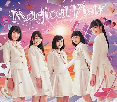 ロッカジャポニカ「Magical View」初回限定盤B