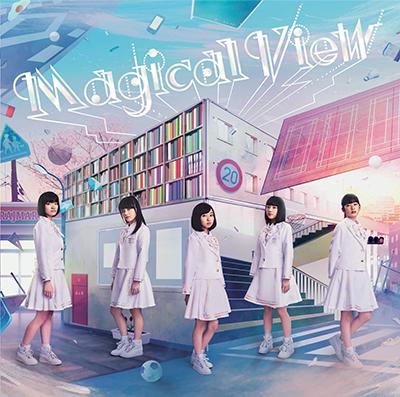 ロッカジャポニカ「Magical View」通常盤