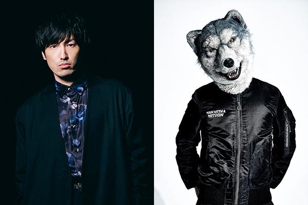 SawanoHiroyuki[nZk]「Chaos Drifters / CRY」特集 澤野弘之(SawanoHiroyuki[nZk])×Jean-Ken Johnny(MAN WITH A MISSION)