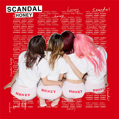 SCANDAL「HONEY」通常盤