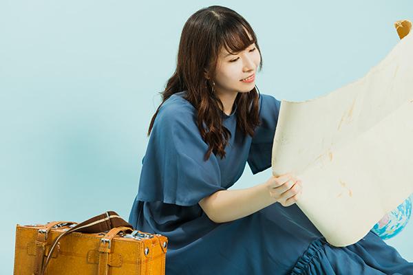 千田葉月「名もなき旅」インタビュー