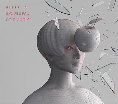 椎名林檎「ニュートンの林檎 ~初めてのベスト盤~」初回限定盤