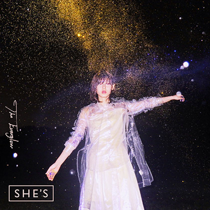 SHE'S「The Everglow」初回限定盤 [CD+DVD]
