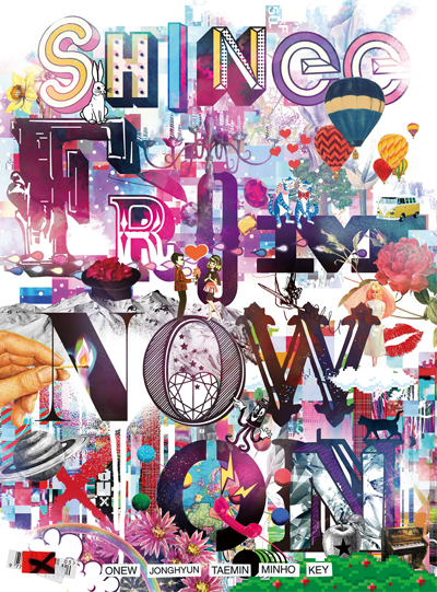 SHINee「SHINee THE BEST FROM NOW ON」完全初回生産限定盤A