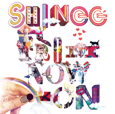SHINee「SHINee THE BEST FROM NOW ON」通常盤