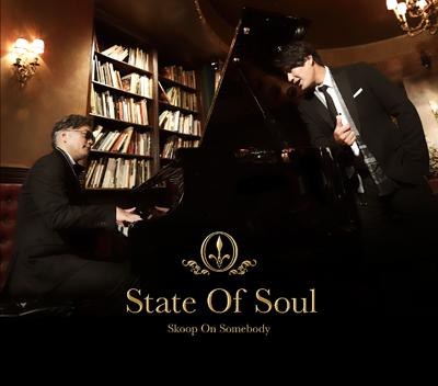 Skoop On Somebody「State Of Sou」初回限定盤