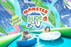 「MONSTER Slide the City」