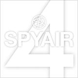 SPYAIR「4」ジャケット