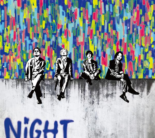ストレイテナー「BEST of U -side NIGHT-」初回限定盤ジャケット