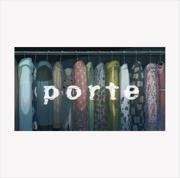 須田景凪「porte」通常盤
