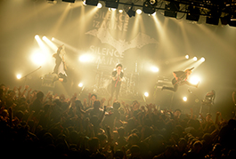 「SiM × MERRY ROCK PARADE SPECIAL AFTER PARTY」の様子。(撮影:半田 安政[Showcase])