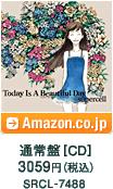 通常盤[CD] / 3059円(税込) / SRCL-7488 / Amazon.co.jpへ