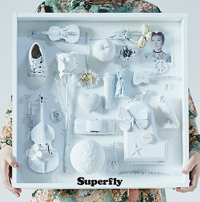 Superfly「Bloom」通常盤