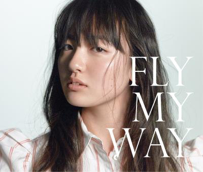 鈴木瑛美子「FLY MY WAY / Soul Full of Music」CD+DVD盤