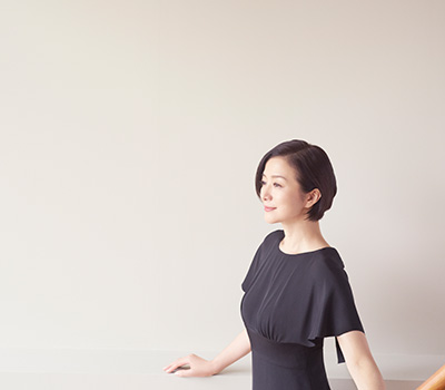 鈴木京香「dress-ing」