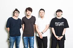 左からemon、茂木伸太郎、fu_mou、y0c1e。
