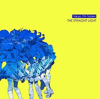 Tokyo 7th シスターズ「THE STRAIGHT LIGHT」初回限定盤ジャケット
