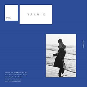 テミン「TAEMIN」FC限定盤