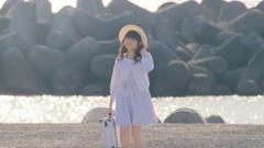 田村ゆかり「永遠のひとつ」ミュージックビデオのワンシーン。