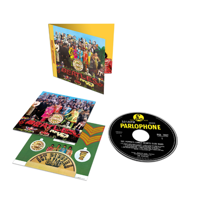 The Beatles「Sgt. Pepper's Lonely Hearts Club Band」1CD