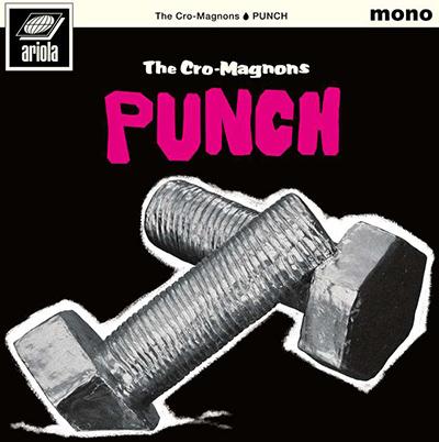 ザ・クロマニヨンズ「PUNCH」CD
