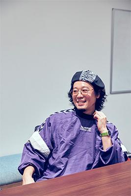 石毛輝(Vo, G, Syn)