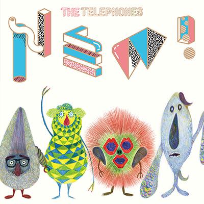 the telephones「NEW!」初回限定盤