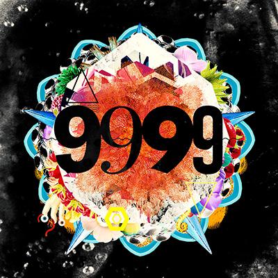 THE YELLOW MONKEY「9999」ジャケット