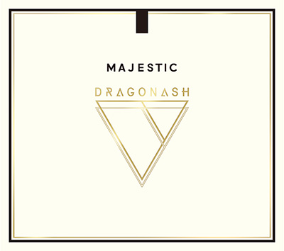 Dragon Ash「MAJESTIC」初回限定盤