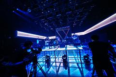 「TOKYO BEAT FLICK」リハーサルの様子。(撮影:上山陽介)