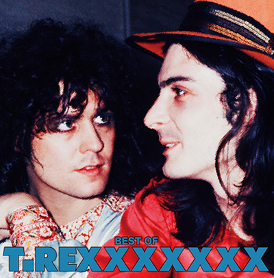 V.A.「T. Rex Tribute ~Sitting Next To You~ presented by Rama Amoeba」