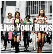 30thシングル「Live Your Days」(CD+DVD盤)
