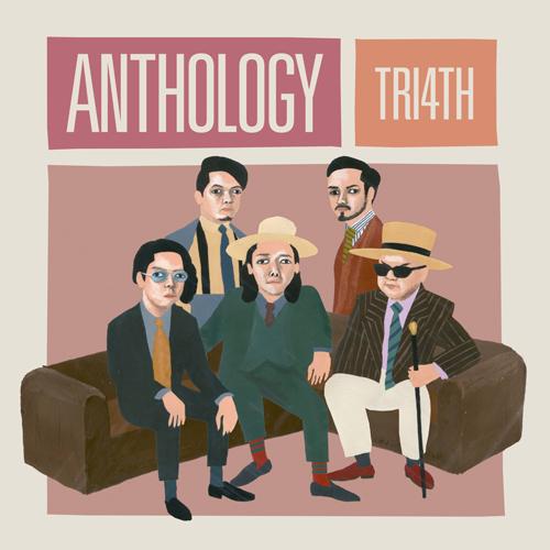 TRI4TH「ANTHOLOGY」初回限定盤