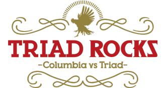 TRIAD ROCKS -Columbia vs Triad-