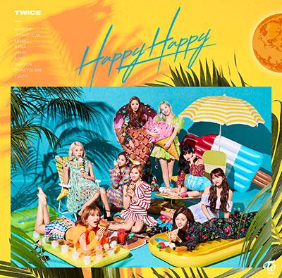 TWICE「HAPPY HAPPY」通常盤