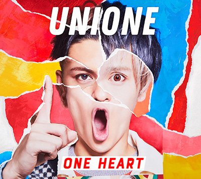 UNIONE「ONE HEART」初回限定盤A