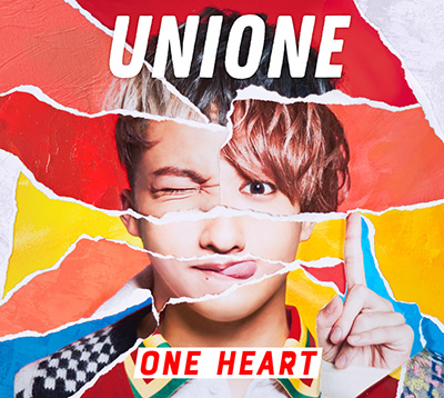 UNIONE「ONE HEART」初回限定盤B
