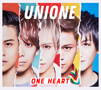 UNIONE「ONE HEART」通常盤