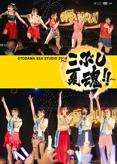 こぶしファクトリー「OTODAMA SEA STUDIO 2018 ~こぶし夏魂!!~」通常盤