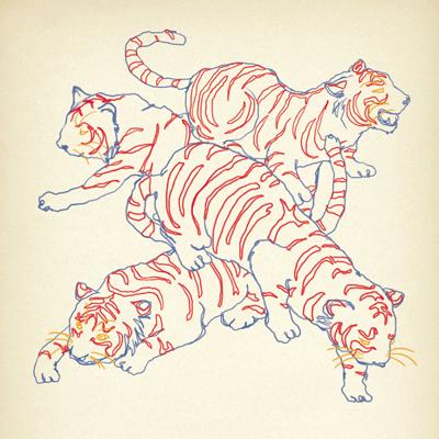 パスピエ「ネオンと虎」通常盤