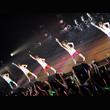 ももいろクローバーZのZepp Tokyo公演中、突然ステージに現れた未確認少女隊UFI。